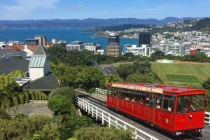wellington cable car 300x200 - Exploring the museums & parks of Wellington, New Zealand