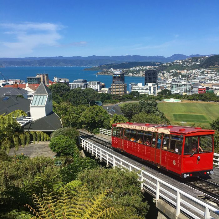 wellington cable car 700x700 - Exploring the museums & parks of Wellington, New Zealand