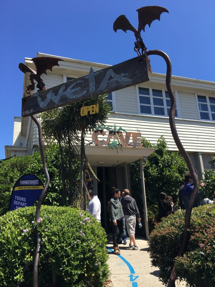 weta cave 700x933 - A nerdy day at Weta Workshop in Wellington, New Zealand