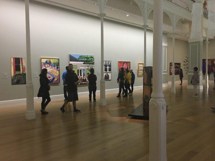 auckland art museum 700x525 - Rainy day activities in Auckland - Art Gallery & New Zealand Maritime Museum
