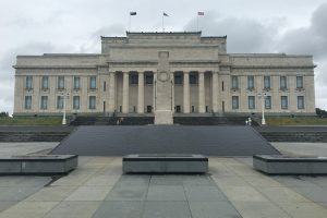 auckland museum 300x200 - A rainy New Year's Day at the Auckland War Memorial Museum