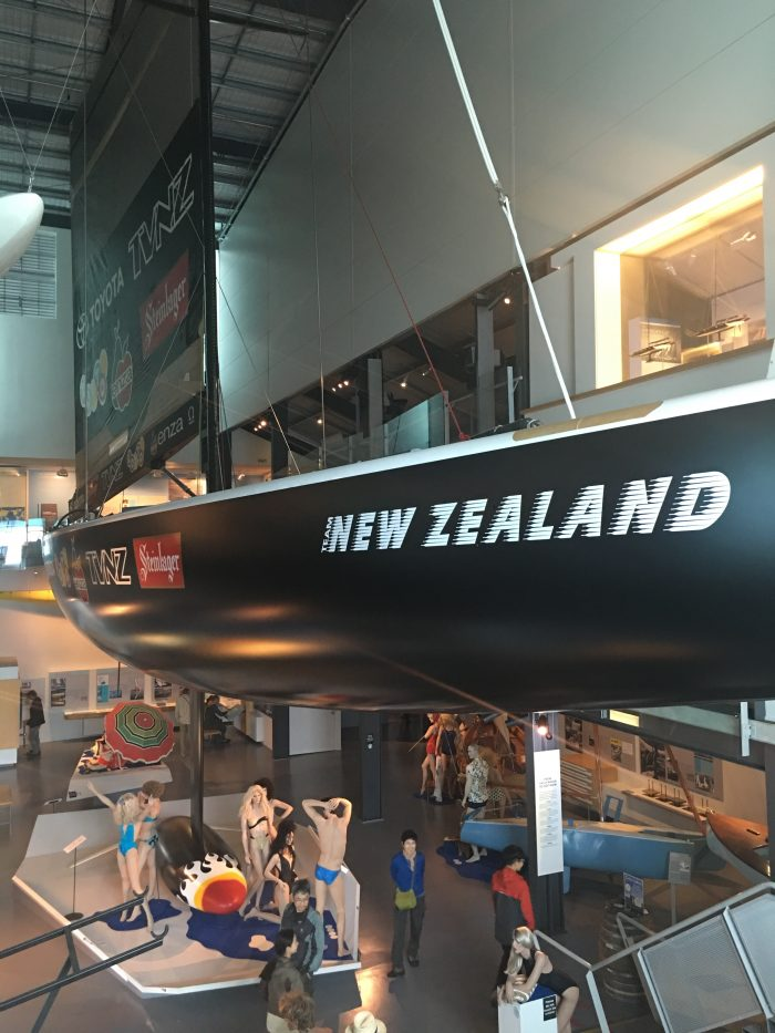black magic new zealand maritime museum 700x933 - A rainy day at the Auckland Art Gallery & New Zealand Maritime Museum