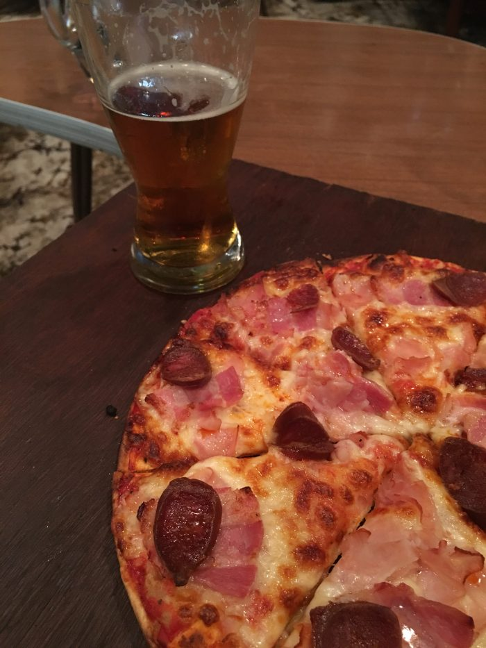 brothers beer pizza auckland 700x933 - New Year's Eve in Auckland, New Zealand