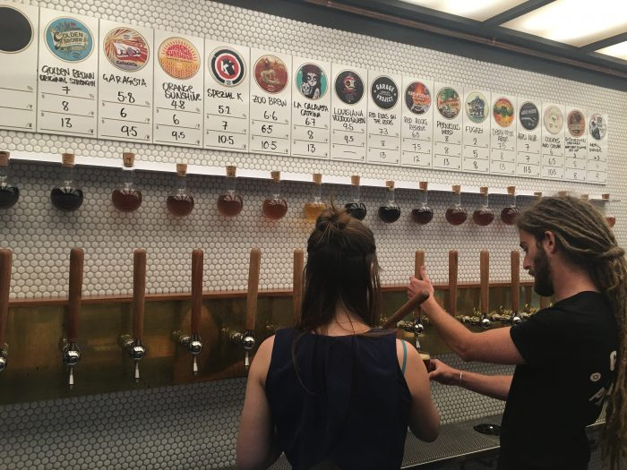 garage project taproom 700x525 - The best craft beer in Wellington, New Zealand
