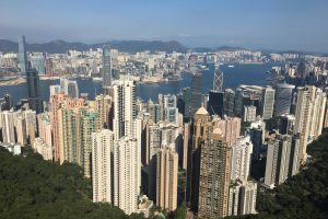 hong kong skyline 300x200 - Travel Contests: December 28, 2016 - Hong Kong, England, Fiji & more