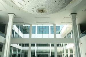 islamic arts museum malaysia atrium 300x200 - A layover in Kuala Lumpur - Islamic Arts Museum Malaysia & Jalan Alor