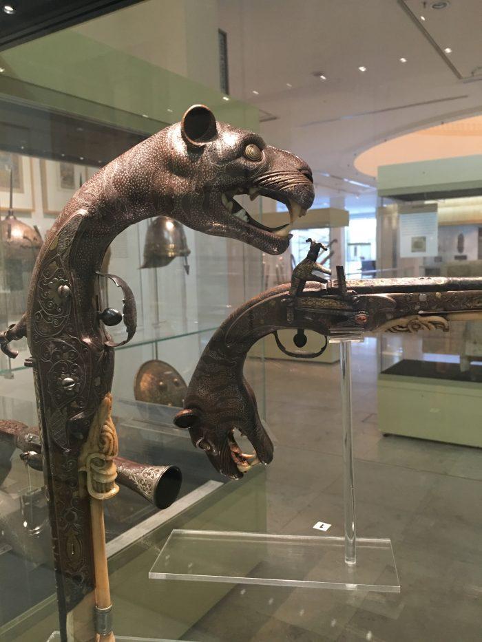 islamic-arts-museum-malaysia-guns