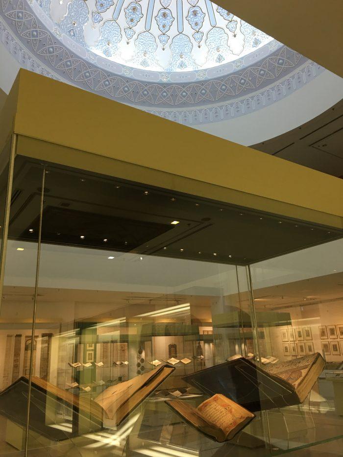 islamic arts museum malaysia koran 700x933 - A layover in Kuala Lumpur - Islamic Arts Museum Malaysia & Jalan Alor