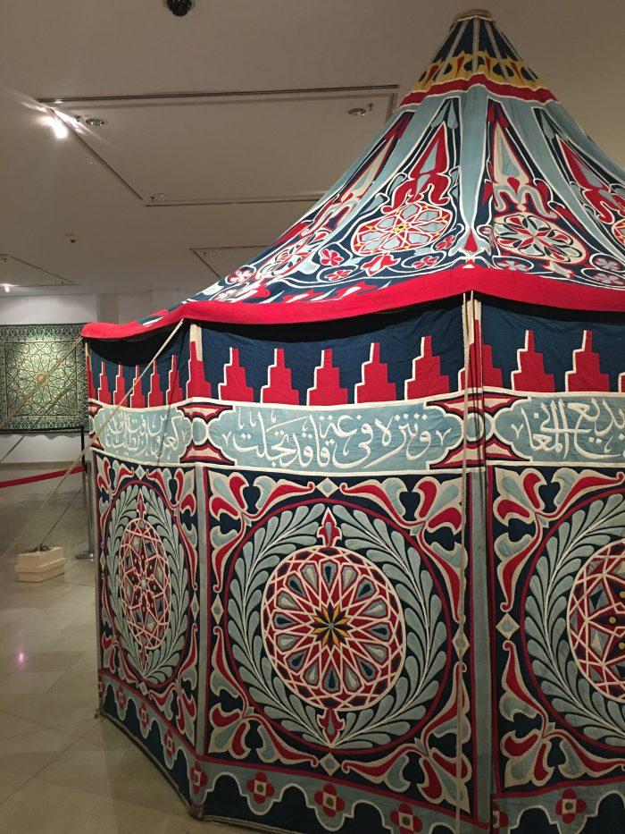 islamic arts museum malaysia tentmakers 700x933 - A layover in Kuala Lumpur - Islamic Arts Museum Malaysia & Jalan Alor