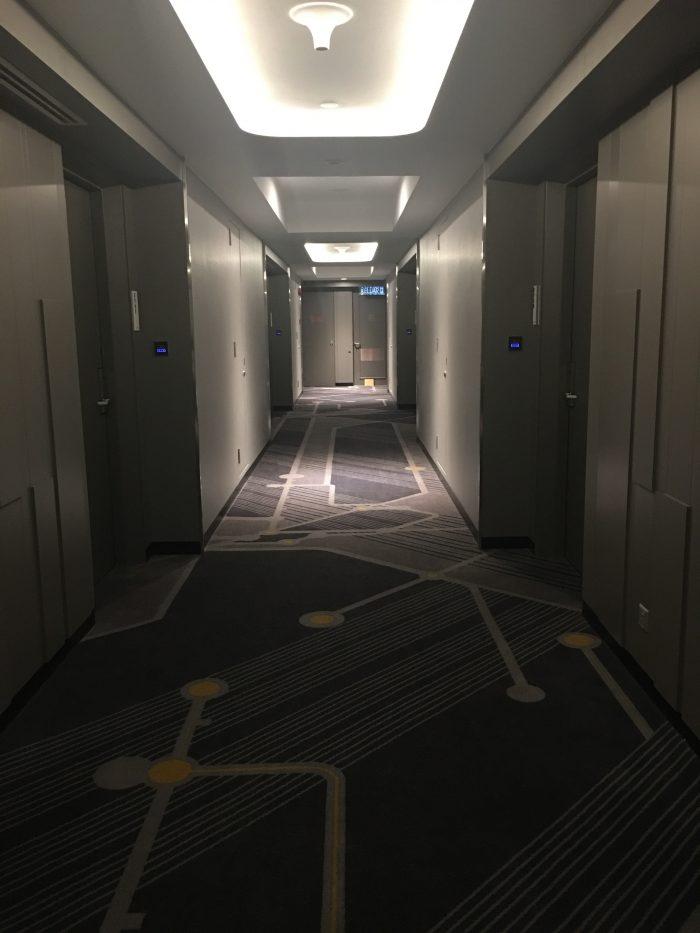 le meridien kuala lumpur hallway death star 700x933 - Le Meridien Kuala Lumpur review