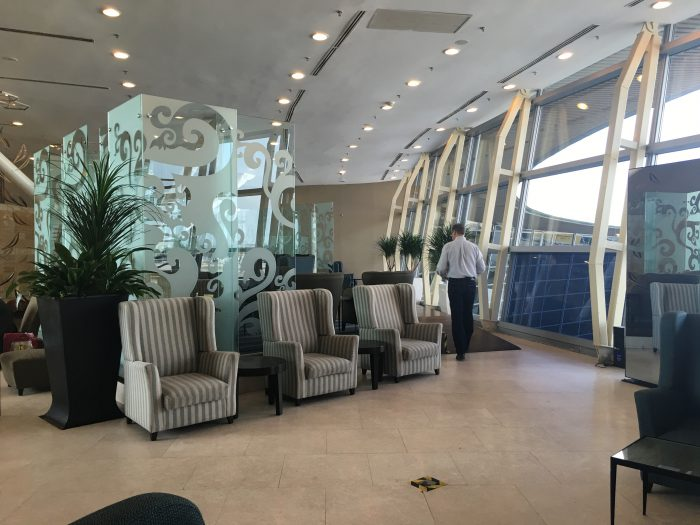 malaysia airlines golden regional lounge 700x525 - Malaysia Airlines Golden Regional Lounge Kuala Lumpur KUL review