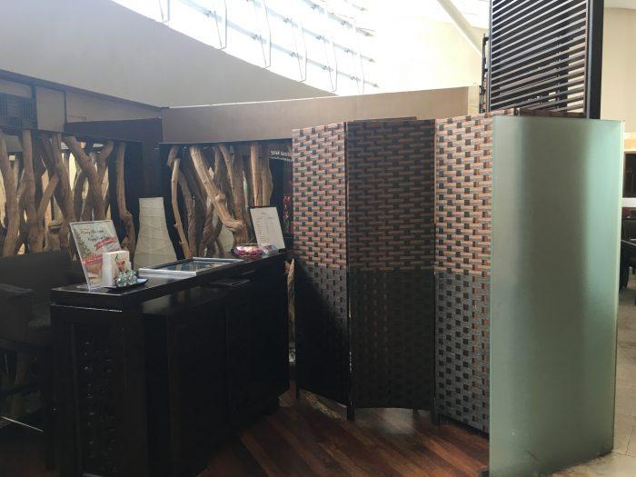 malaysia airlines golden regional lounge kuala lumpur spa 700x525 - Malaysia Airlines Golden Regional Lounge Kuala Lumpur KUL review