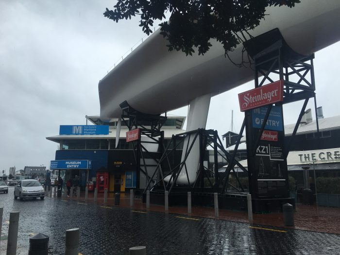 new zealand maritime museum 700x525 - A rainy day at the Auckland Art Gallery & New Zealand Maritime Museum