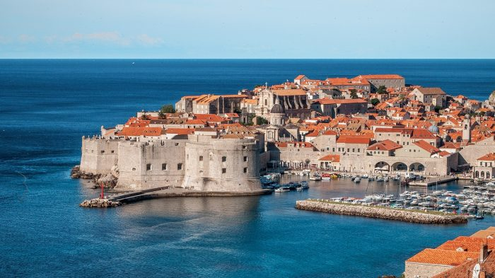 dubrovnik croatia 700x393 - Travel Contests: July 20, 2016 - Croatia, California, & more