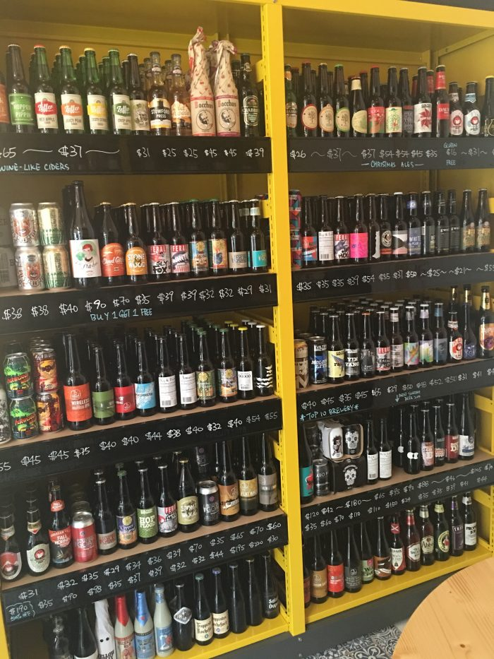 little beer room bottle shop 700x933 - The best craft beer in Hong Kong