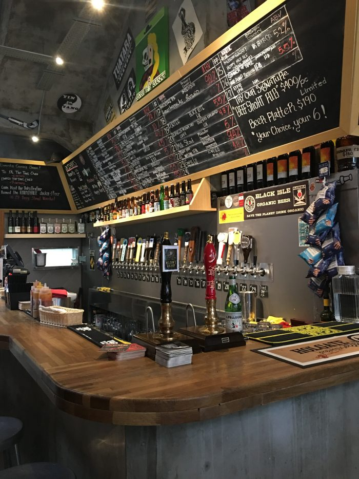 roundhouse bar hong kong 700x933 - The best craft beer in Hong Kong