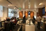 amex centurion studio seatac 150x100 - Amex Centurion Studio Lounge Seattle Sea-Tac review