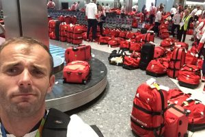 british olympic team luggage 300x200 - Travel Tip: Make your luggage stand out