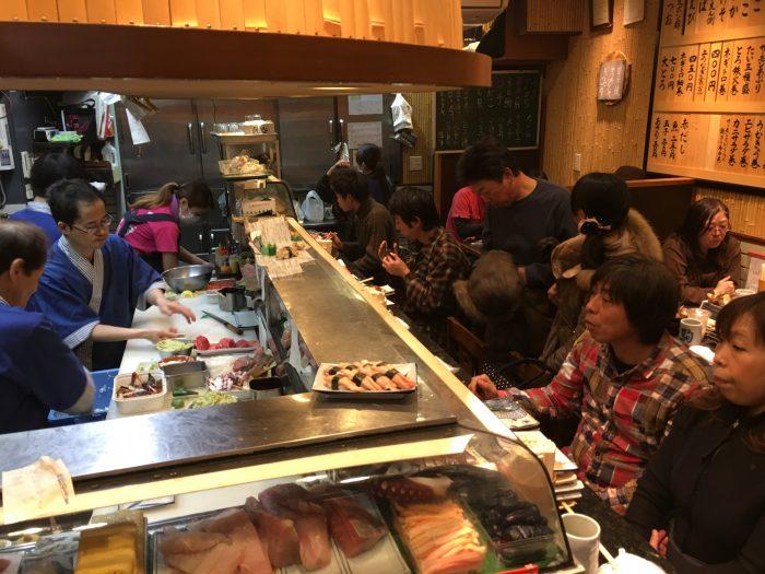 harukoma osaka 700x525 - A layover in Osaka - Ramen, sushi, & exploring the city