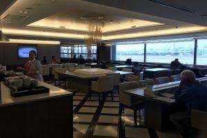 jal sakura lounge osaka 300x200 - JAL Sakura Lounge Osaka KIX review