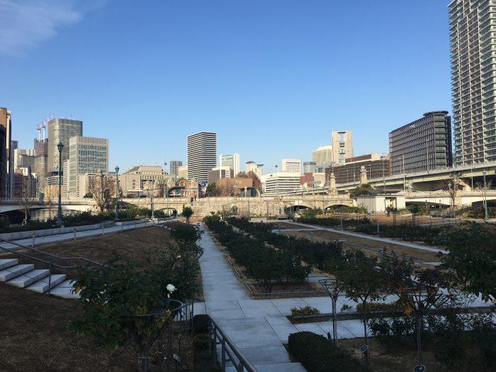 nakanoshima park 700x525 - A layover in Osaka - Ramen, sushi, & exploring the city