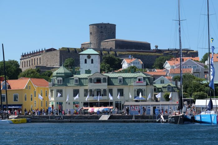 DSCF4204 700x467 - A day trip to Marstrand from Gothenburg including Match Cup Sweden & fortress