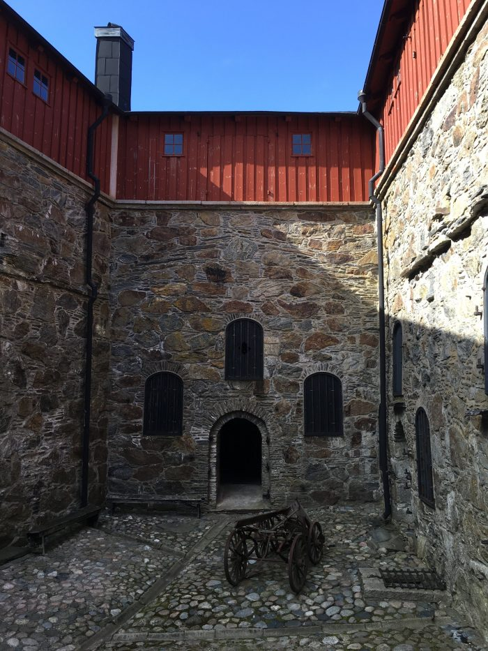 carlstens fastning fortress 700x933 - A day trip to Marstrand from Gothenburg including Match Cup Sweden & fortress
