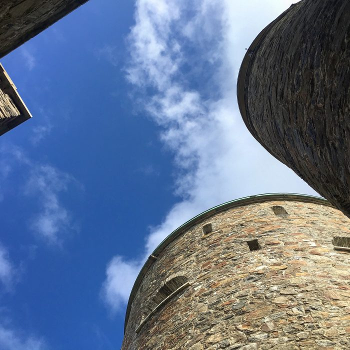 carlstens fastning tower 700x700 - A day trip to Marstrand from Gothenburg including Match Cup Sweden & fortress
