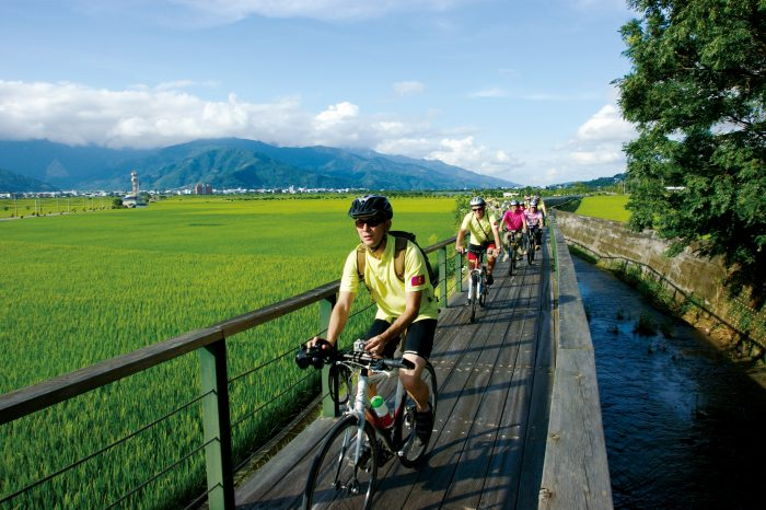 cycling trails in taiwan 700x466 - The best cycling in Taiwan: From Sun Moon Lake Bicycle Trail to the Taiwan Cycling Festival