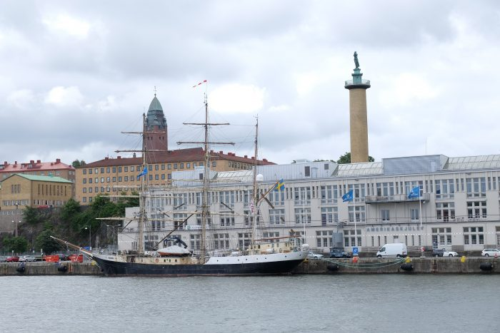 gothenburg port 700x467 - A day trip from Gothenburg - Exploring the Southern Archipelago