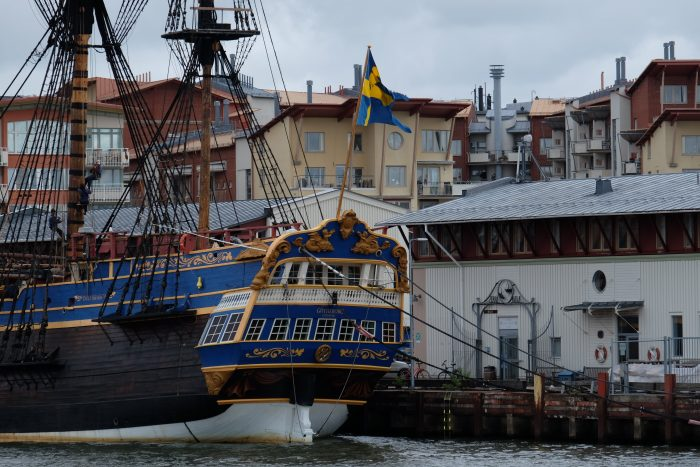 historic ship gothenburg 700x467 - A day trip from Gothenburg - Exploring the Southern Archipelago