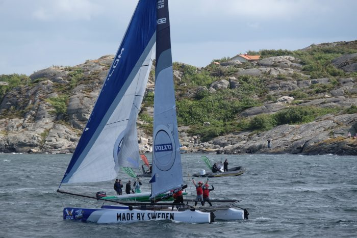 match cup sweden 2016 winner phil robertson 700x467 - A day trip to Marstrand from Gothenburg including Match Cup Sweden & fortress