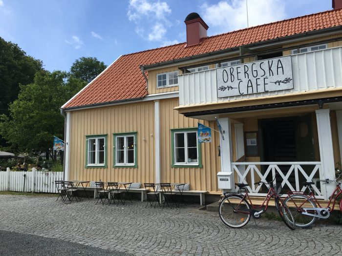 obergska cafe 700x525 - A day trip from Gothenburg - Exploring the Southern Archipelago
