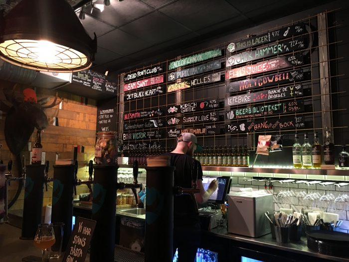 brewdog bar goteborg 700x525 - The best craft beer in Gothenburg, Sweden