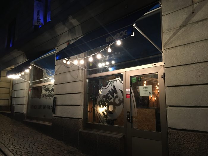 brewdog gothenburg 700x525 - The best craft beer in Gothenburg, Sweden