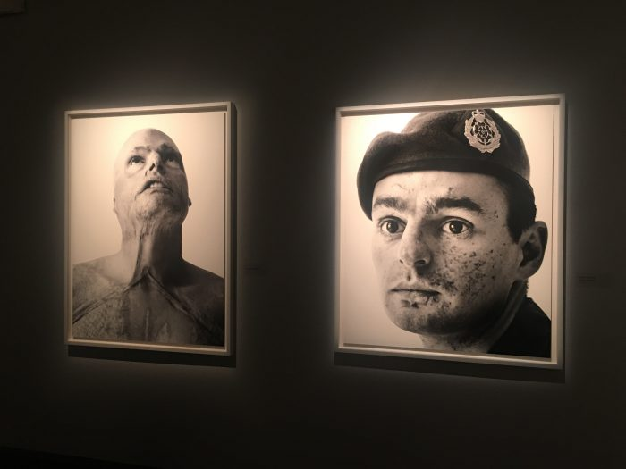 bryan adams photography veterans 700x525 - A visit to Fotografiska in Stockholm, Sweden