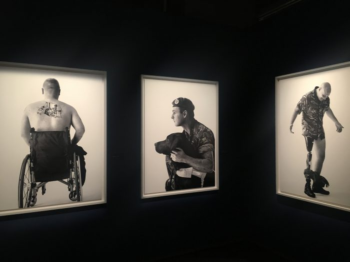 bryan adams photography war veterans 700x525 - A visit to Fotografiska in Stockholm, Sweden