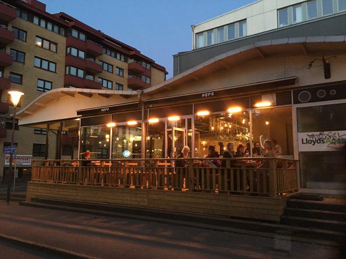 hops gothenburg 700x525 - The best craft beer in Gothenburg, Sweden