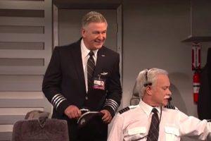 snl sully sketch tom hanks alec baldwin 300x200 - SNL Sully sketch featuring Tom Hanks & Alec Baldwin - Video