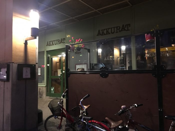 akkurat 700x525 - The best craft beer in Stockholm, Sweden