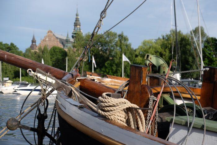 boat stockholm harbor 700x467 - Travel Contests: September 13, 2017 - Bali, Stockholm, Patagonia, & more