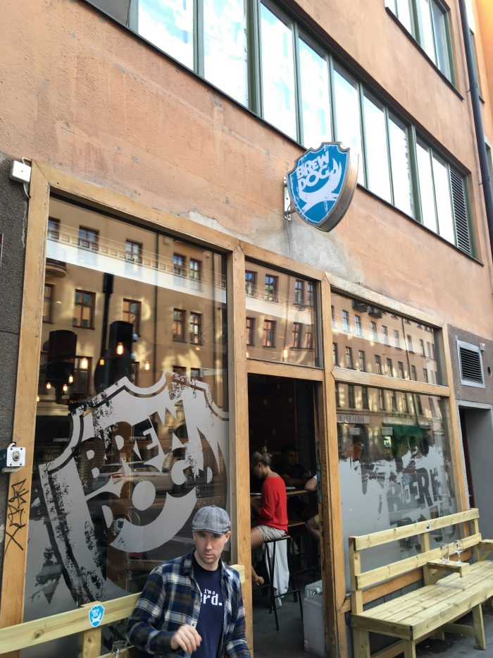 brewdog kungsholmen 700x933 - The best craft beer in Stockholm, Sweden