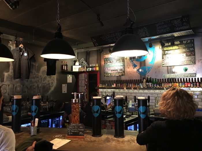 brewdog stockholm 700x525 - The best craft beer in Stockholm, Sweden