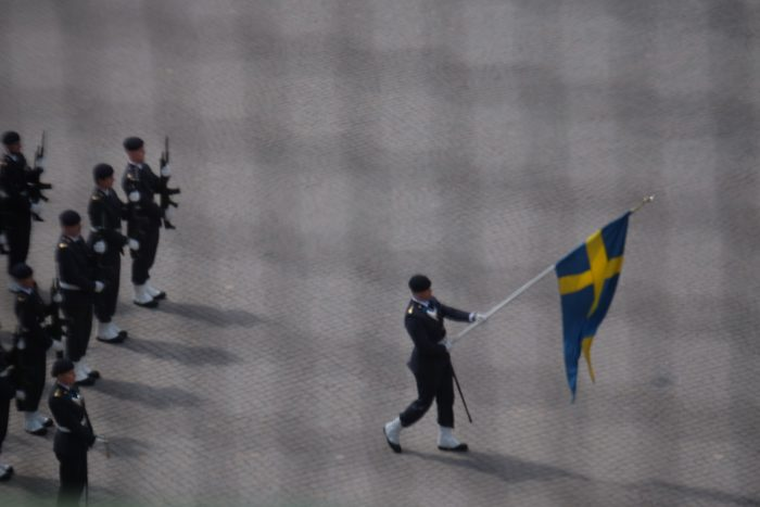 changing of the guard stockholm 700x467 - A visit to the Swedish Royal Palace in Stockholm