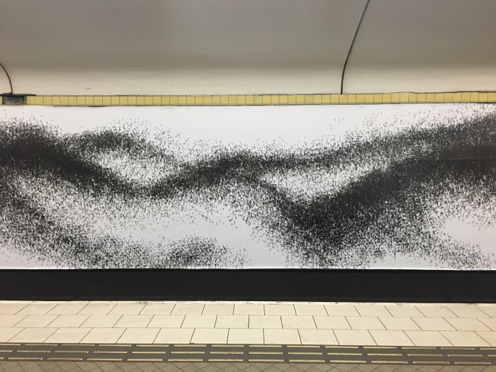fridhemsplan question marks 700x525 - Exploring the underground art of Stockholm's Metro system