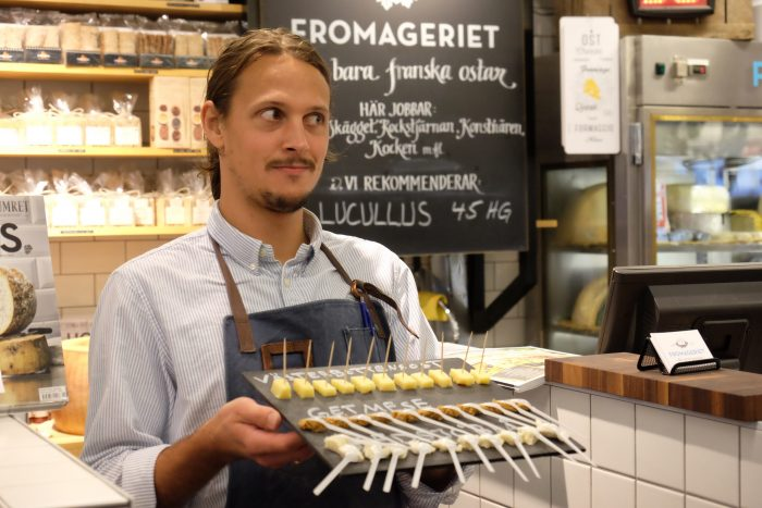 Fromageriet-stockholm