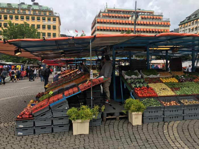 hortorget market 700x525 - A food tour of Stockholm, Sweden