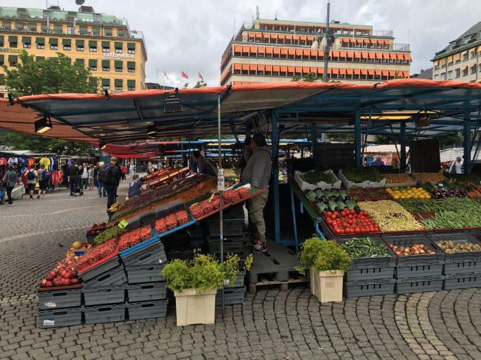 hortorget market 700x525 - A food tour of Stockholm, Sweden