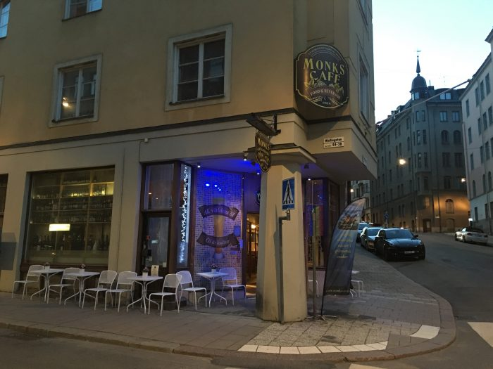 monks cafe brewery 700x525 - The best craft beer in Stockholm, Sweden