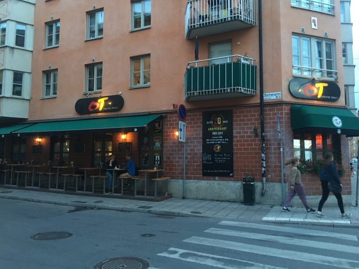 oliver twist stockholm 700x525 - The best craft beer in Stockholm, Sweden